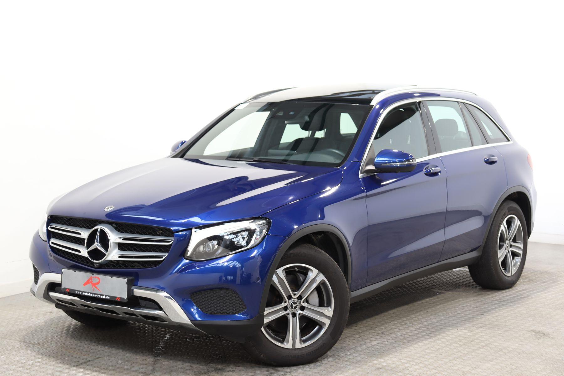 Mercedes-Benz GLC 250 d 4M AMG SPORT AIRMATIC,BURMESTER,COMAND, Jahr 2017, Diesel