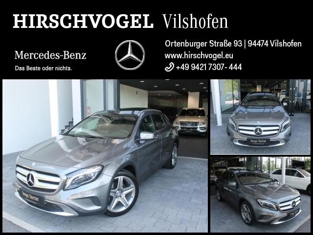 Mercedes-Benz GLA 250 SCORE+Urban+Pano+Navi+ILS-Xenon+PDC+SHZ, Jahr 2016, Benzin