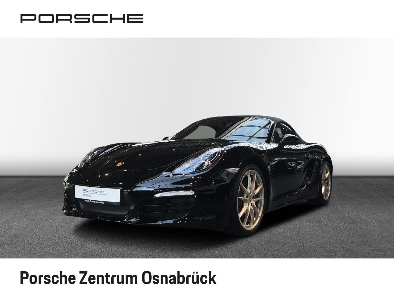 Porsche Boxster Basis 2.7 Sound-Package Plus Bi-Xenon, Jahr 2014, Benzin