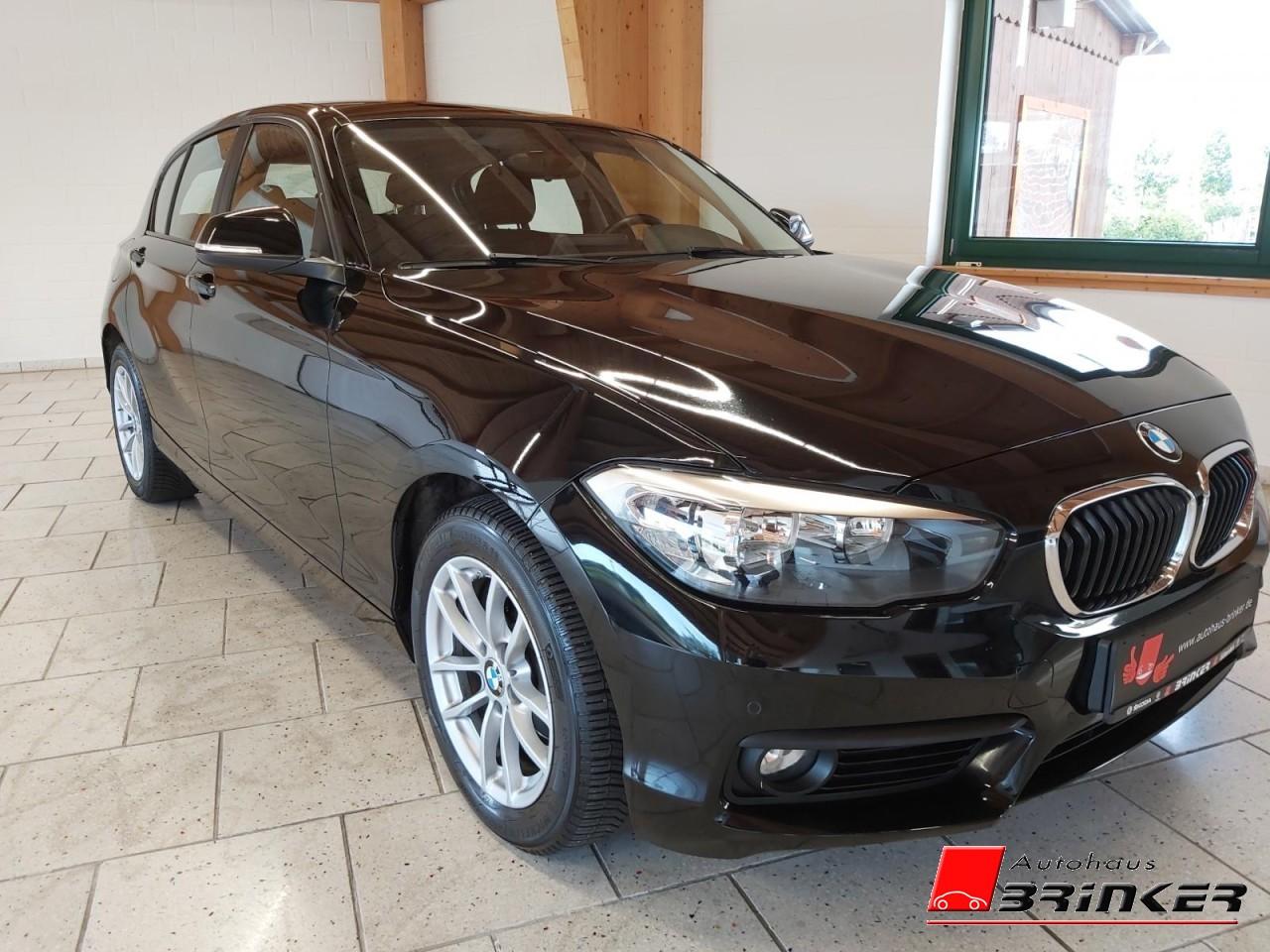 BMW 1-er 116d Advantage - GRA,PDC,SHZ,eFH Klima, Jahr 2015, Diesel