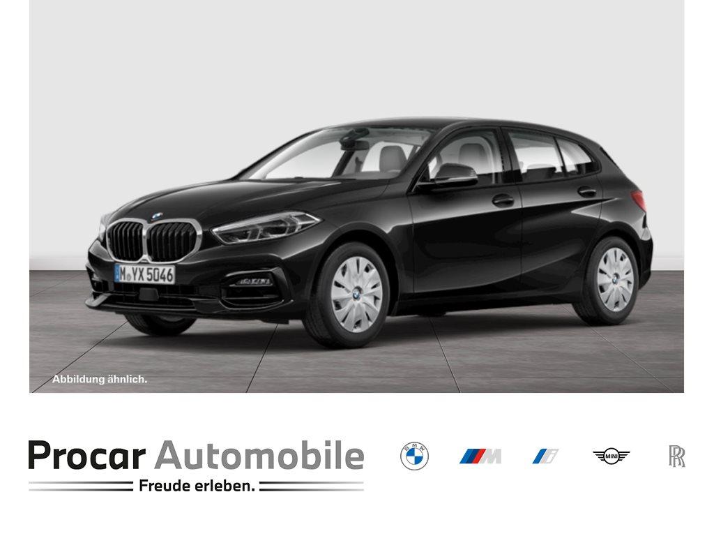 BMW 118d Sport Line HiFi DAB LED WLAN LC+ Shz, Jahr 2021, Diesel