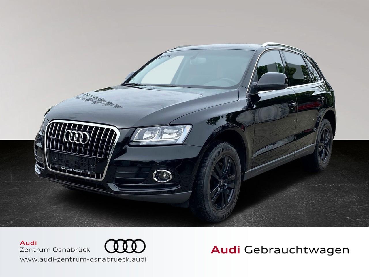 Audi Q5 2.0 TDI S-tronic quattro HÄNDLERFAHRZEUG, Jahr 2013, Diesel