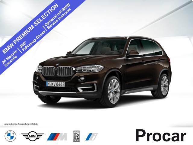 BMW X5 xDrive30d Head-Up H/K DAB LED Pano Standhzg., Jahr 2017, Diesel