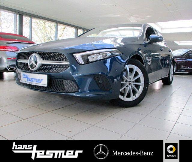 Mercedes-Benz A 180 d Progressiv, Totwinkel, R.-Kamera, LED, Jahr 2020, Diesel
