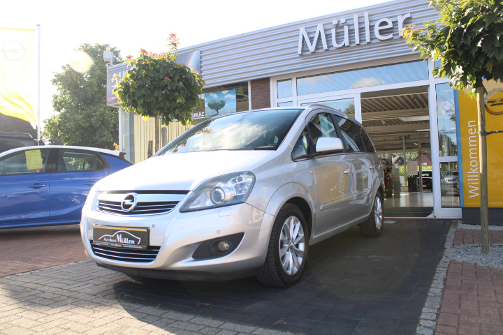 Opel Zafira 1.7 CDTI ecoFLEX Family Plus, Jahr 2013, Diesel