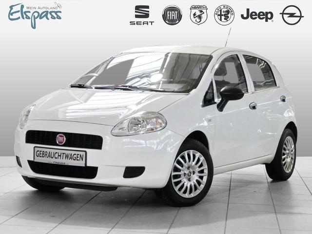 Fiat Grande Punto 1.2 8V KLIMA BLUETOOTHRADIO MULTILENKRAD, Jahr 2013, Benzin