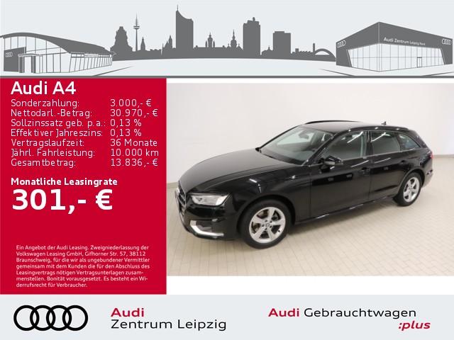 Audi A4 Avant 30 TDI advanced *S tronic*DAB*SHZ*PDC*, Jahr 2020, Diesel