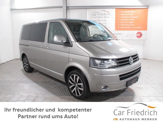 Volkswagen T5 Multivan 2.0 TDI DSG Multivan Cup, Jahr 2014, Diesel