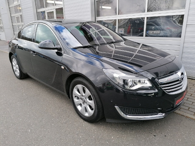 Opel Insignia 2.0 CDTI Innovation 4x4 Automatic, Jahr 2014, Diesel