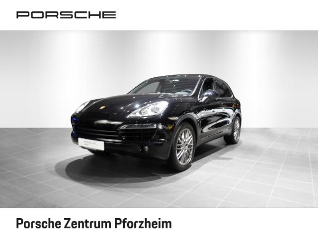 Porsche Cayenne Diesel, Jahr 2013, diesel