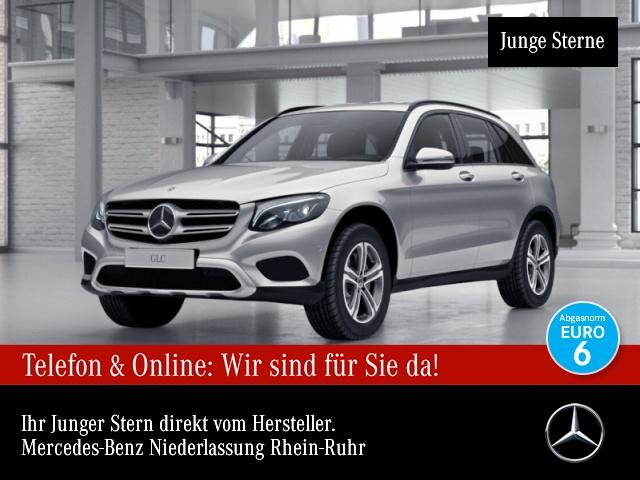 Mercedes-Benz GLC 220 d 4M Fahrass Distr. COMAND LED AHK Kamera, Jahr 2018, Diesel
