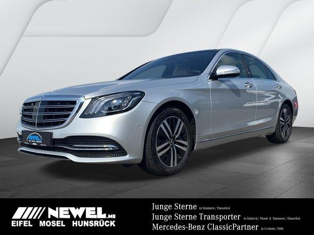 Mercedes-Benz S 400 d 4M *PANO*HEAD-UP*FAHRASSISTENZ*MEMORY*, Jahr 2018, Diesel