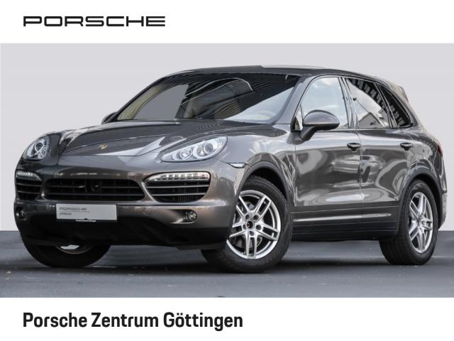 Porsche Cayenne Diesel AHK-el. klappb. Memory Sitze Luftfederung Rückfahrkam., Jahr 2012, diesel