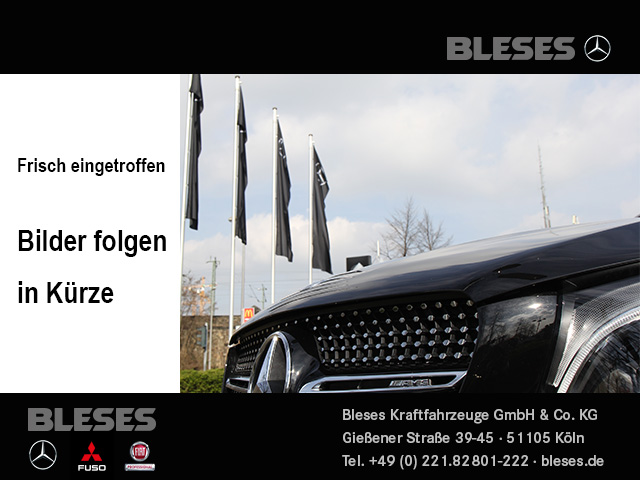 Mercedes-Benz C 180 Coupé AMG Line +Pano+Infotain.Adv.+Night+, Jahr 2020, Benzin