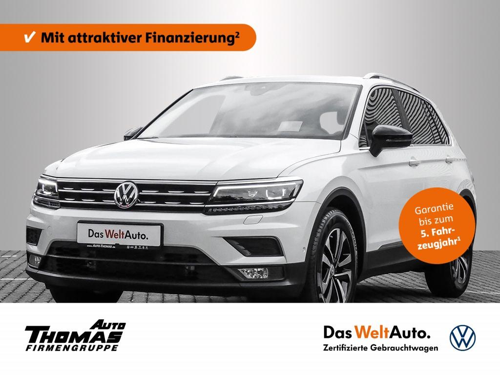 "Volkswagen Tiguan ""IQ.DRIVE"" 1.5 TSI LED+NAVI+ACC+AHK, Jahr 2020, petrol"