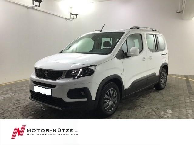 Peugeot Rifter HDi 100 ALLURE L1 SHZ+PDC+GRA+MFA, Jahr 2019, Diesel