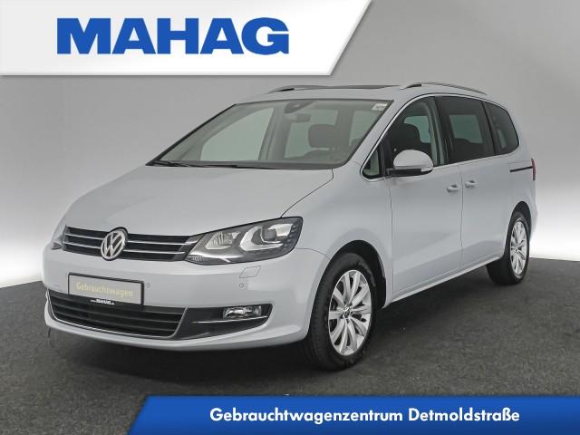 Volkswagen Sharan HIGHLINE 2.0 TDI 7-Sitzer Navi Xenon Panorama DSG, Jahr 2018, Diesel