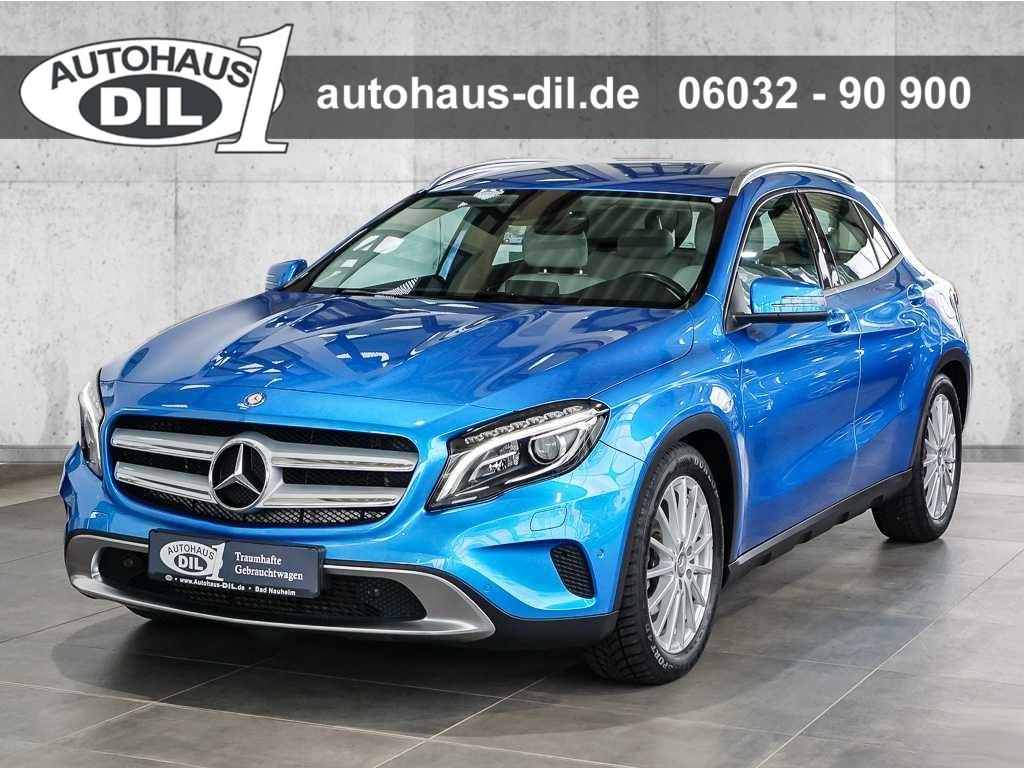 Mercedes-Benz GLA 220 CDI 7G-DCT COM+AHK+ILS+EASY PACK HK, Jahr 2014, Diesel
