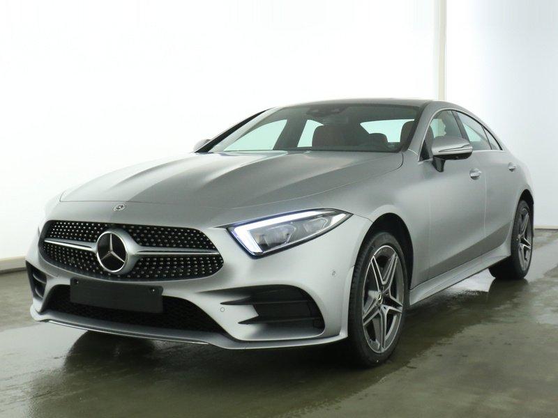 Mercedes-Benz CLS 220 d AMG *Mattlack*360°*Distr*SHD*AIRMATIC*, Jahr 2019, Diesel