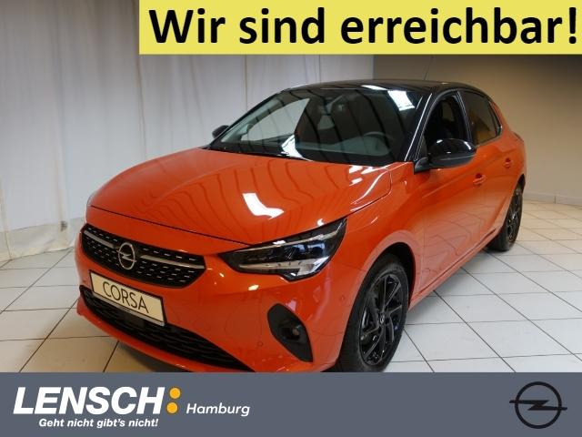 Opel Corsa F 1.2 Elegance WINTER-PAKET+PARK&GO, Jahr 2020, Benzin