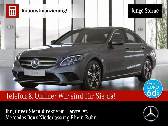 Mercedes-Benz C 180 Avantgarde LED Kamera Spurhalt-Ass SpurPak, Jahr 2020, Benzin