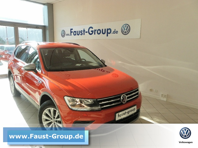 Volkswagen Tiguan Allspace UPE 43000 EUR Gar-06/23 AHK, Jahr 2018, Diesel