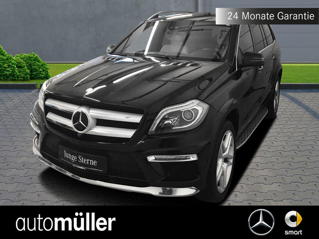 Mercedes-Benz GL 350 BT 4M AMG+Harman+Sitzklima+Fond-tv+Comand, Jahr 2015, diesel
