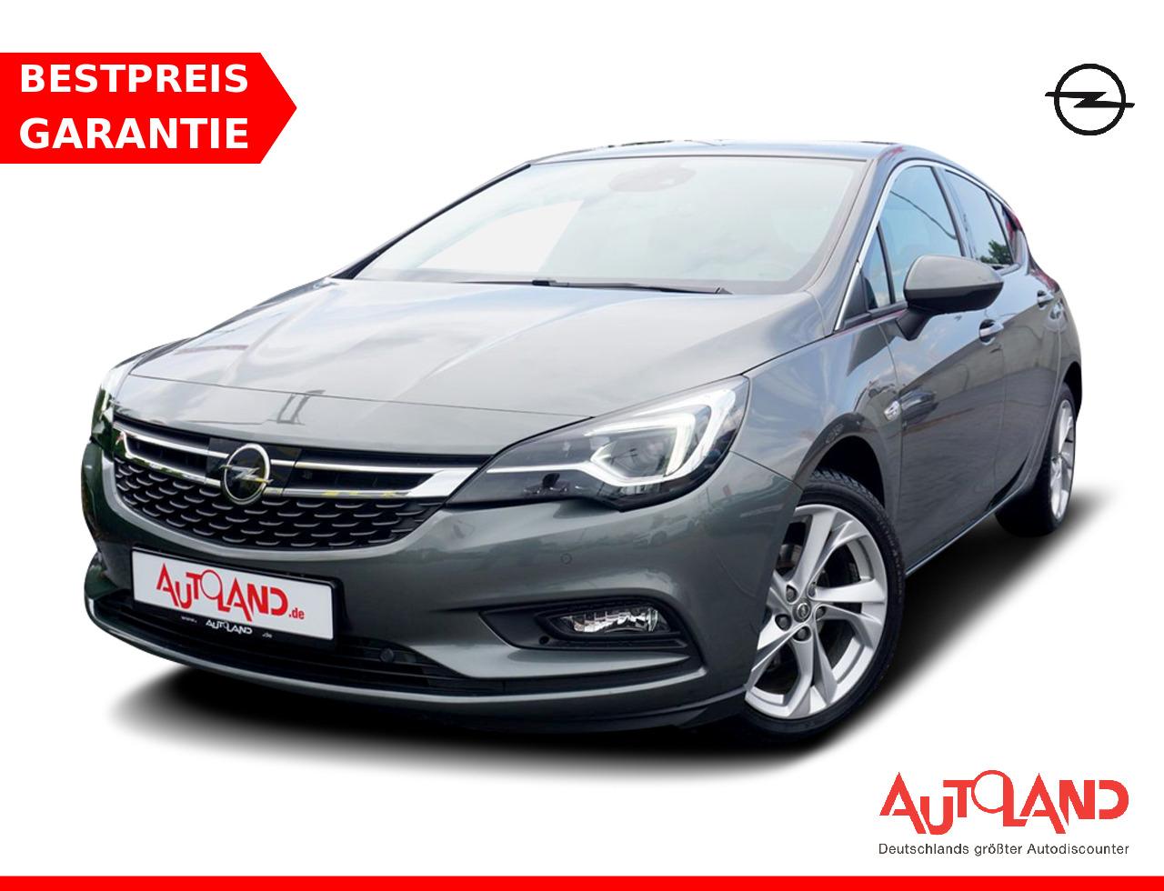Opel Astra, Jahr 2017, Benzin