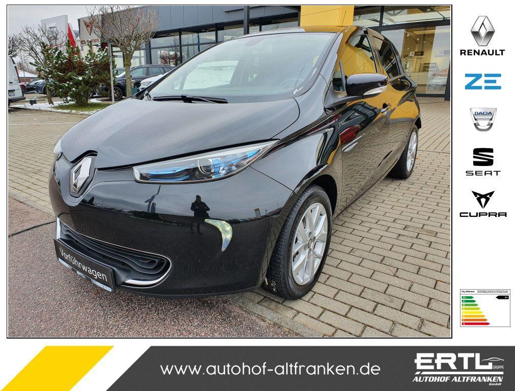 Renault ZOE (ohne Batterie) 41 kwh Life mit LIMITED Paket, Jahr 2019, Elektro
