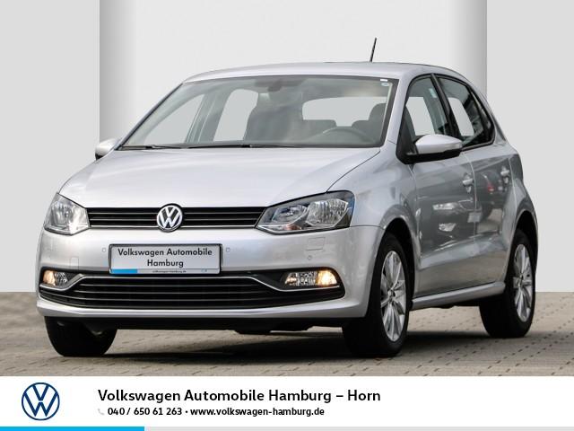 Volkswagen Polo 1.0 Comfortline Klima Navi Einparkhilfe, Jahr 2017, Benzin