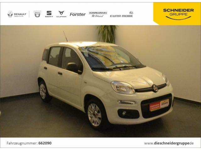 Fiat Panda 1.2 Easy Radio, CD-Player, EURO 6, Jahr 2017, Benzin