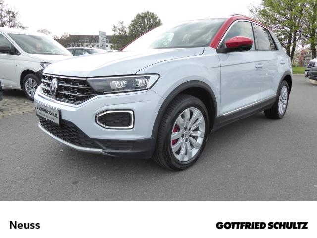 Volkswagen T-Roc 2.0TDI 4M LED AHK PANO STANDHZG KAMERA Sport, Jahr 2020, Diesel