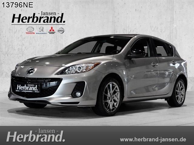 Mazda 3 1.6 MZR Kenko +KLIMA+SHZ, Jahr 2013, Benzin