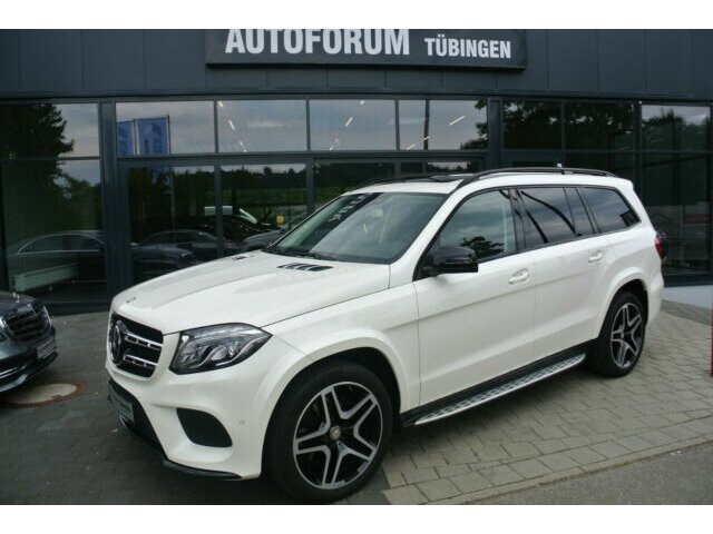 Mercedes-Benz GLS 400 *AMG*NIGHT*COMAND*SHD*DESIGNO*DISTRO*, Jahr 2017, Benzin