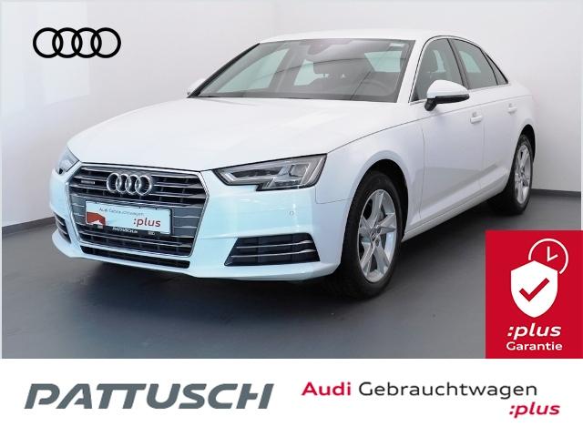 Audi A4 3.0 TDI Q B&O Navi Plus LED, Jahr 2017, Diesel