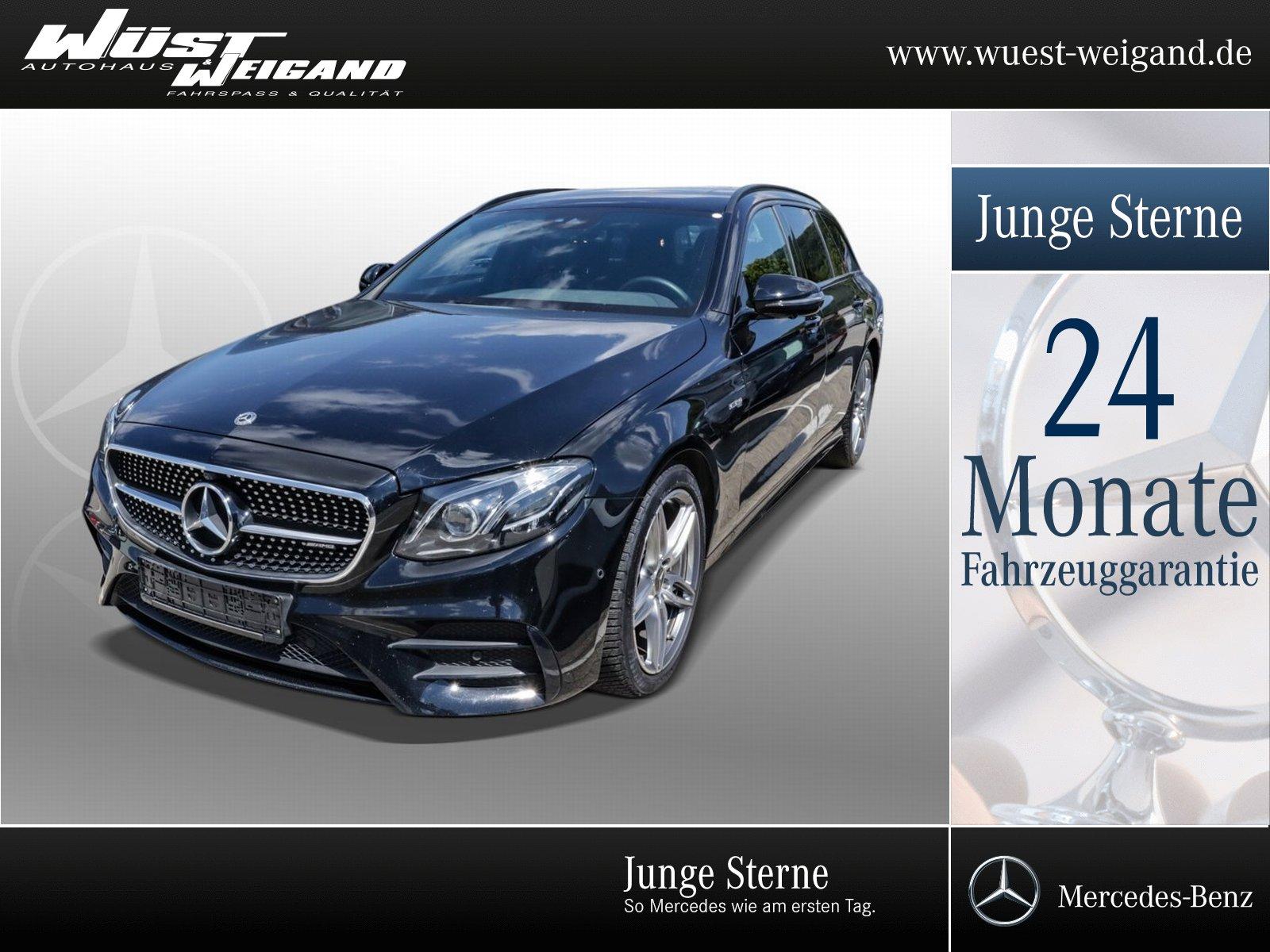 Mercedes-Benz E 43 AMG 4M T Klima+SHD+LED+Night+Comand+PTS, Jahr 2017, Benzin