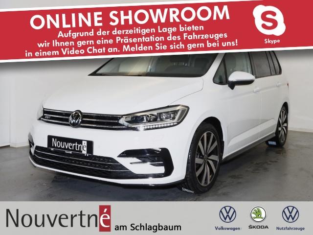 Volkswagen Touran 1.5 TSI United + AHK + R-Line + Kamera, Jahr 2020, Benzin