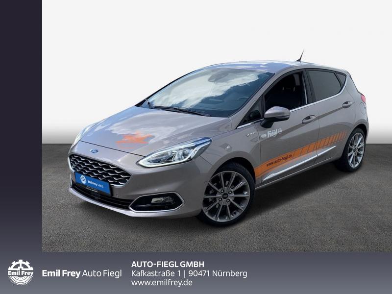 Ford Fiesta 1.0 EcoBoost S&S Aut. VIGNALE, Jahr 2019, Benzin