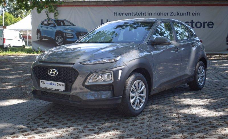 Hyundai Kona 1.0 T-GDi Pure Klima Bluetooth ZV USB AUX, Jahr 2020, Benzin
