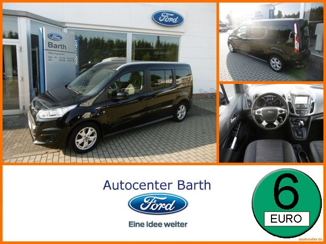 Ford Grand Tourneo Connect 1.5 TDCi/EcoBlue Titanium, Jahr 2017, Diesel