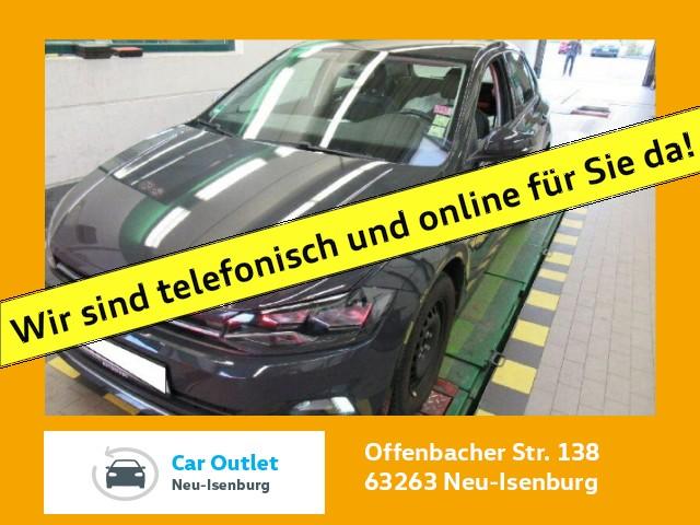 Volkswagen Polo 1.6 TDI Highline Einparkhilfe Sitzheizung Leichtmetallfelgen POLO 1.6 BMT HIGHL 70 TDI M5F, Jahr 2018, Diesel
