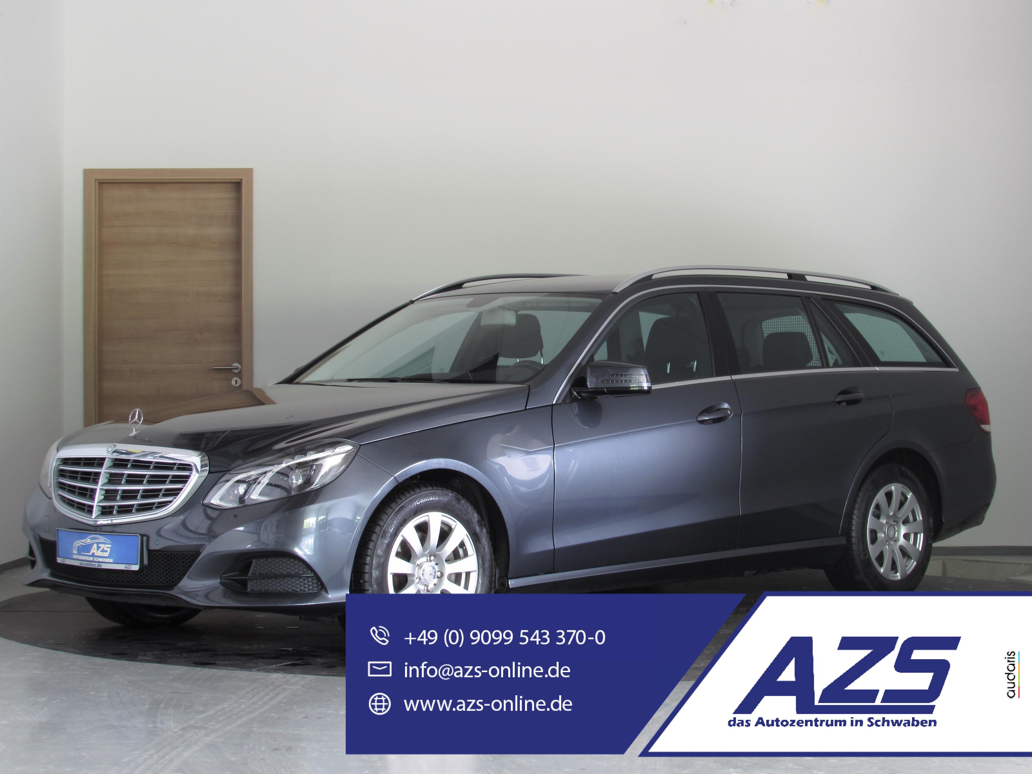 Mercedes-Benz E 220 T CDI   Navi   LED   AHK   Kamera  , Jahr 2015, Diesel