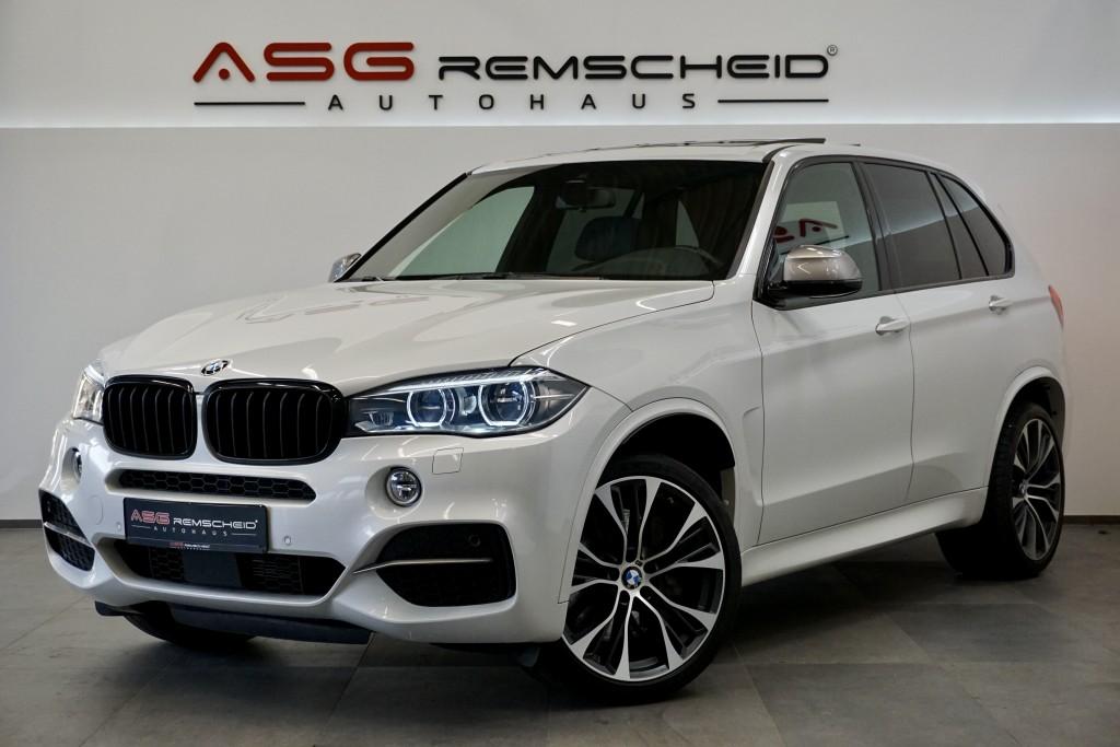 BMW X5 M50d *M Sport *7-Sitz *Pano *NP 111TSD *ACC*, Jahr 2017, Diesel