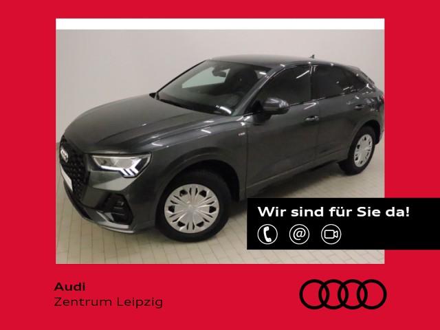Audi Q3 Sportback 35TFSI *S line*Optik-Paket schwarz*, Jahr 2020, Benzin
