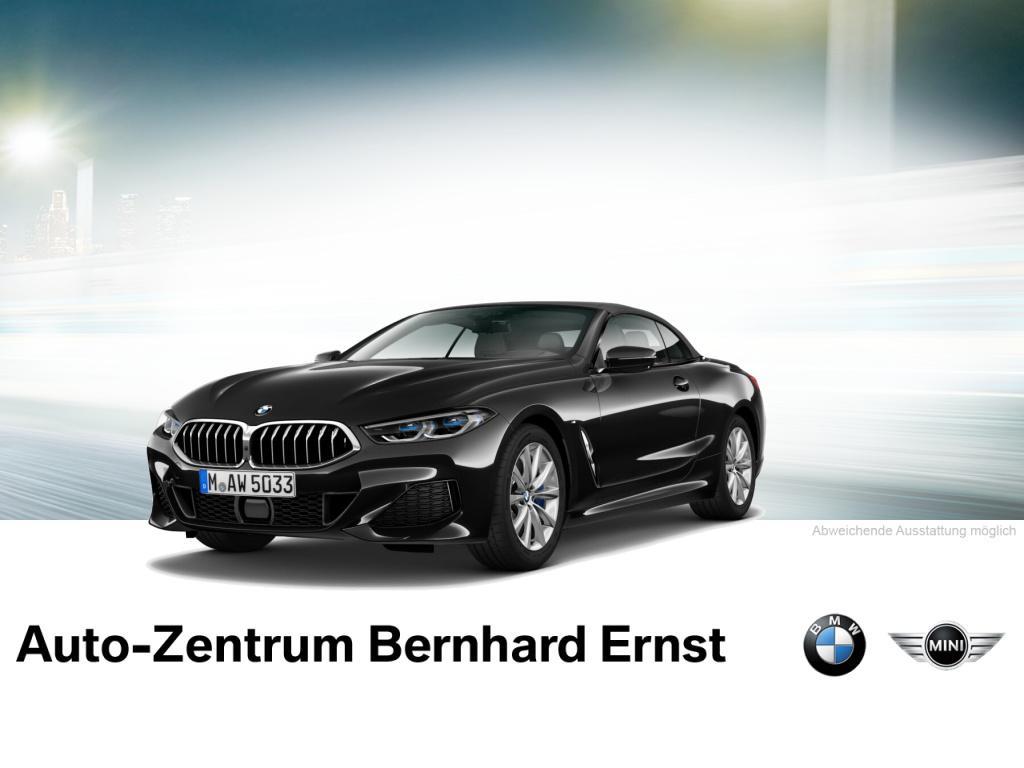 BMW 840d xDrive Cabrio Laser HeadUp DAB HarmanKardon, Jahr 2020, Diesel