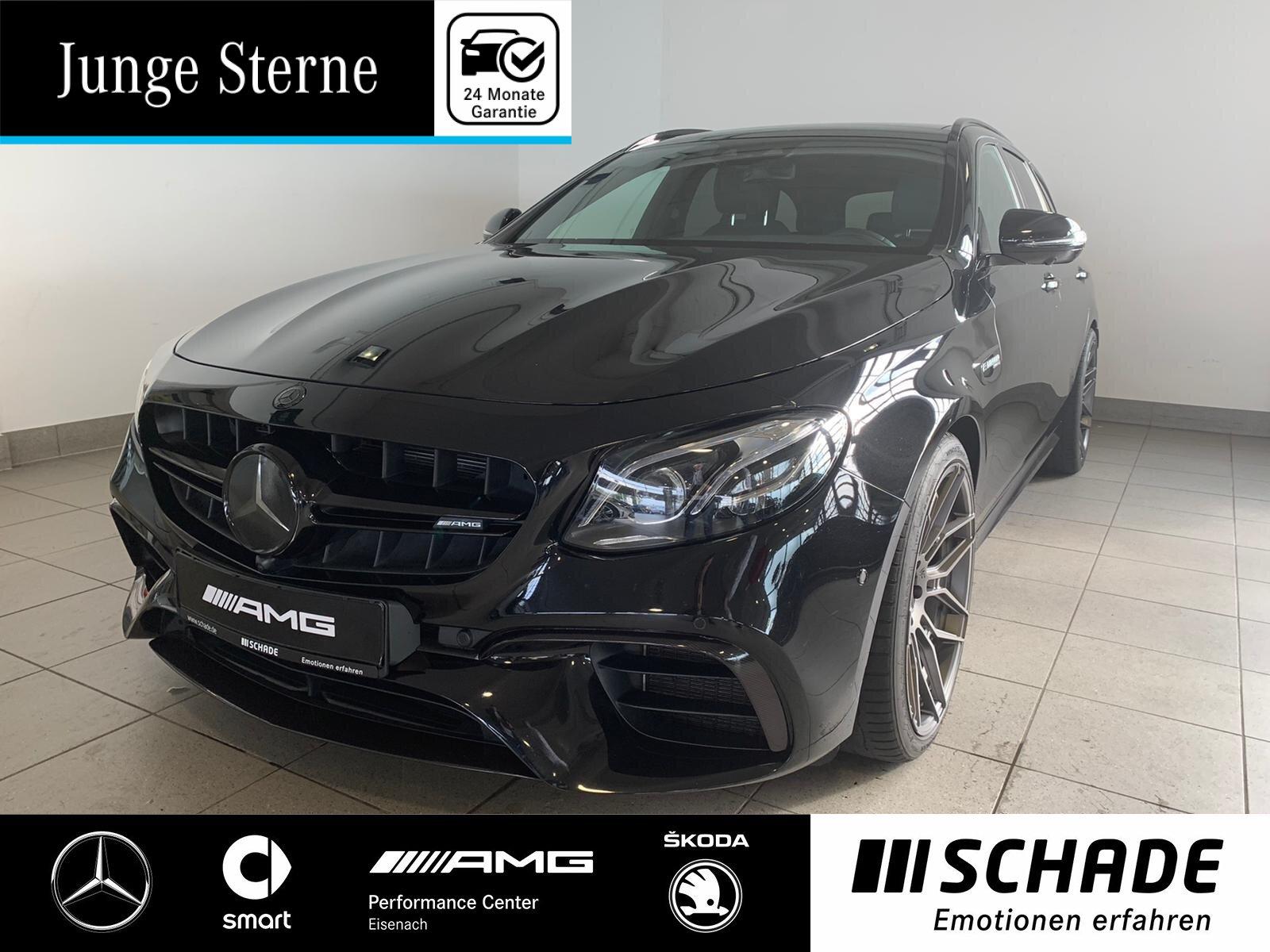 Mercedes-Benz Mercedes-AMG E 63 T 4M+ Aktiv-Multisitze*Standh., Jahr 2018, Benzin