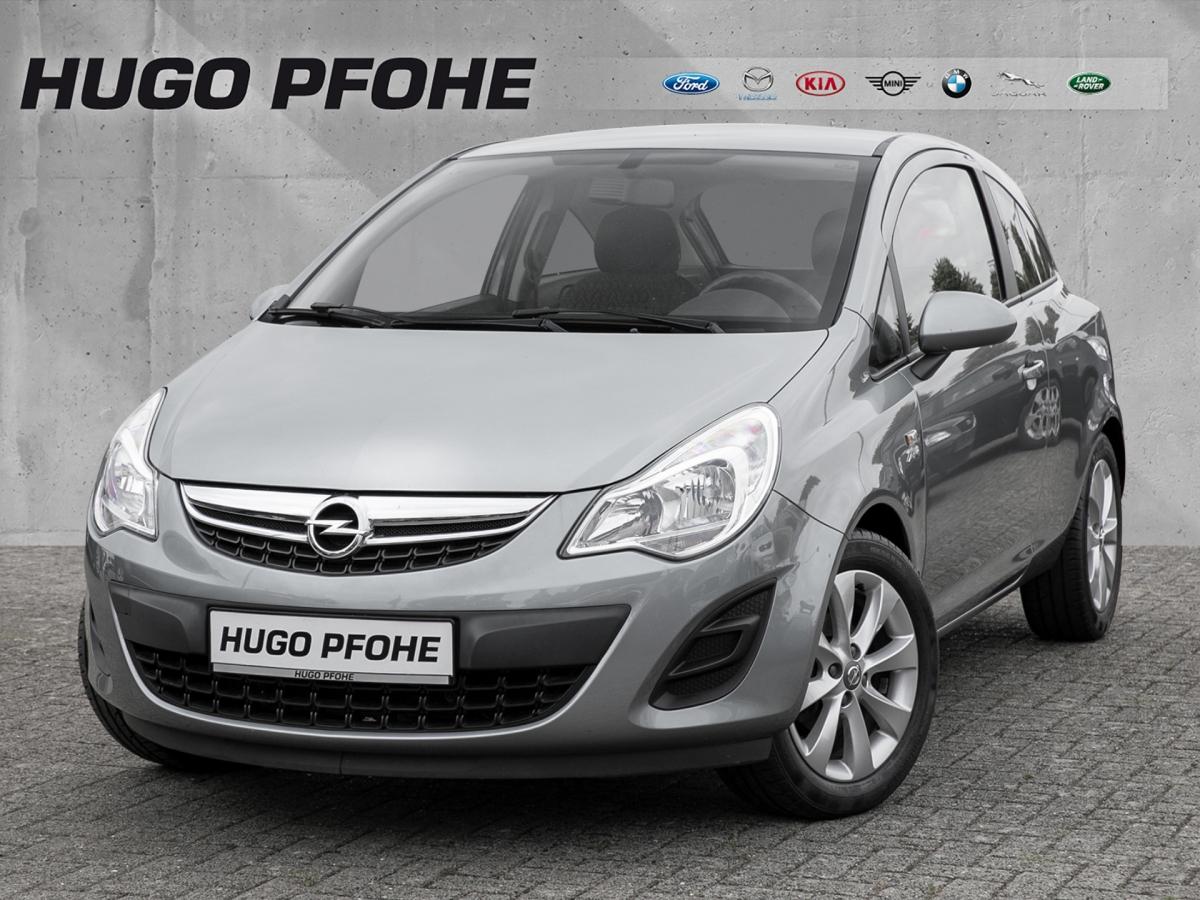 Opel Corsa Active, Jahr 2013, Benzin