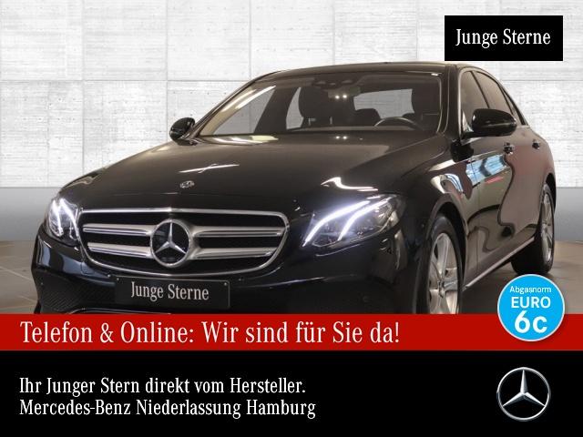 Mercedes-Benz E 200 d Avantgarde Fahrass 360° Burmester Distr., Jahr 2017, Diesel