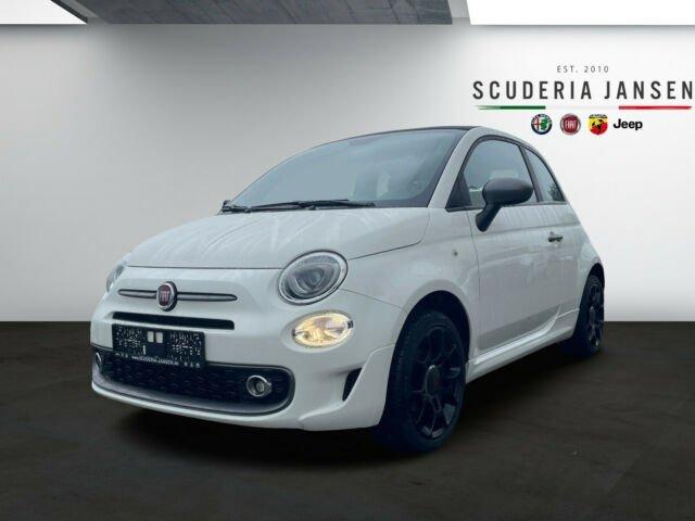 Fiat 500C 1.2 8V Sport | Klimaautomatik, Jahr 2016, Benzin