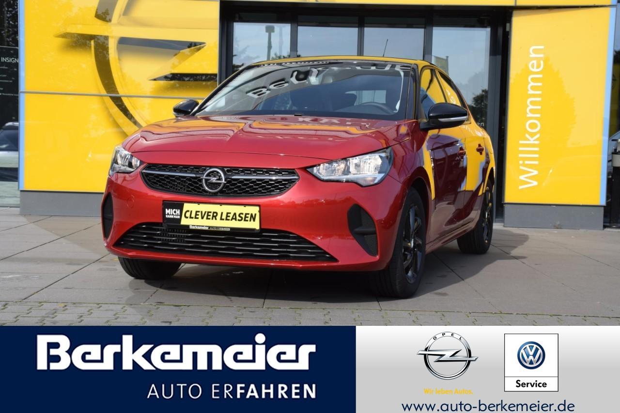 Opel Corsa Edition 1.2 *Sitzheiz/Parkpilot/Alufelgen*, Jahr 2020, Benzin